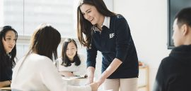 Teaching Jobs Abroad for Lately Qualified Teachers